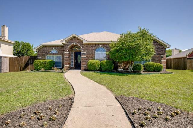 7513 Bayhill Drive, Rowlett, TX 75088 (MLS #14112660) :: Frankie Arthur Real Estate