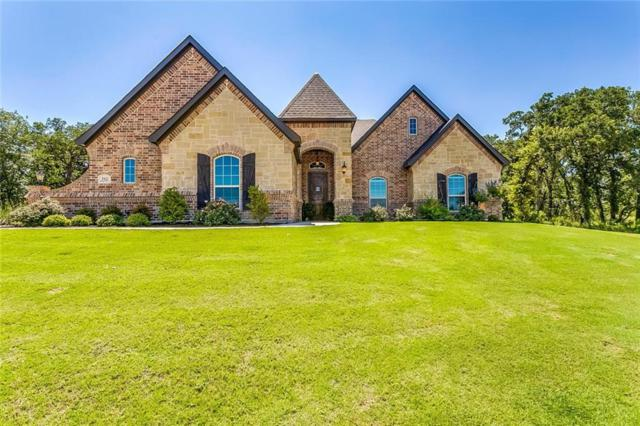 312 Spring View Court, Springtown, TX 76082 (MLS #14112664) :: The Heyl Group at Keller Williams