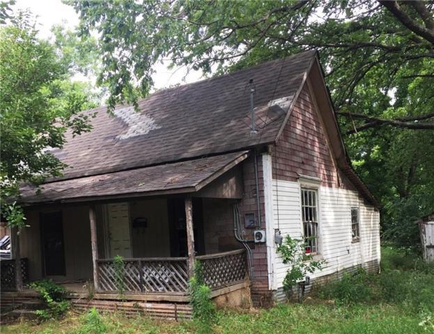 205 Buchanan Street, Whitesboro, TX 76273 (MLS #14112685) :: All Cities Realty