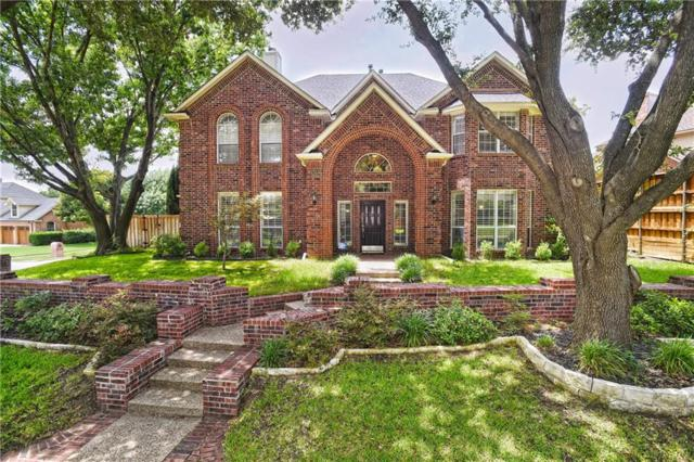 636 Oakdale Drive, Plano, TX 75025 (MLS #14112705) :: RE/MAX Town & Country