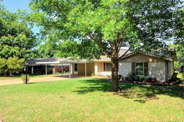 1205 Benbrook Terrace, Benbrook, TX 76126 (MLS #14112749) :: Team Hodnett