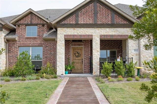 883 Birds Fort Trail, Arlington, TX 76005 (MLS #14112758) :: Baldree Home Team