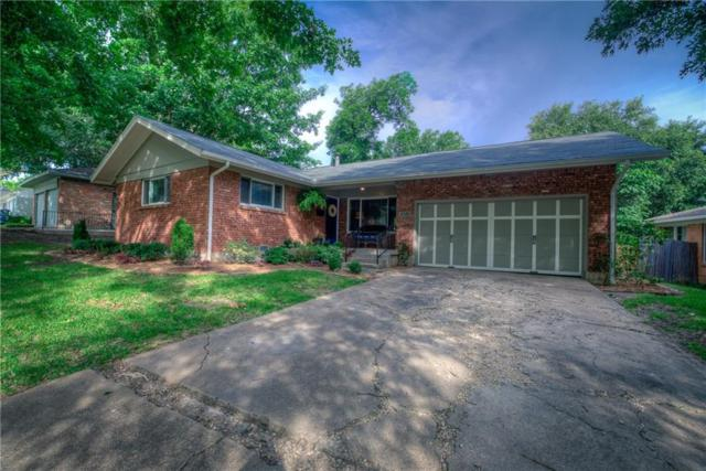 4816 Overton Avenue, Fort Worth, TX 76133 (MLS #14112760) :: Vibrant Real Estate