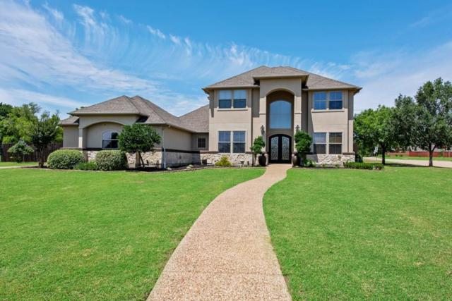 900 Shady Vale Drive, Kennedale, TX 76060 (MLS #14112763) :: The Hornburg Real Estate Group