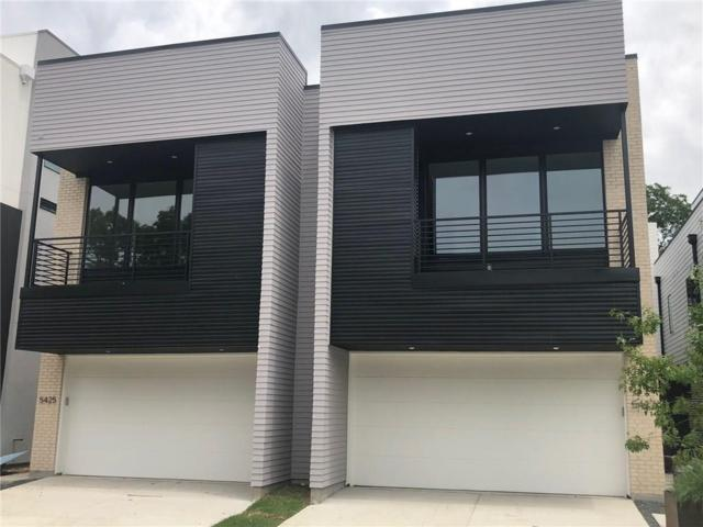5425 Melrose Avenue, Dallas, TX 75206 (MLS #14112788) :: Robbins Real Estate Group