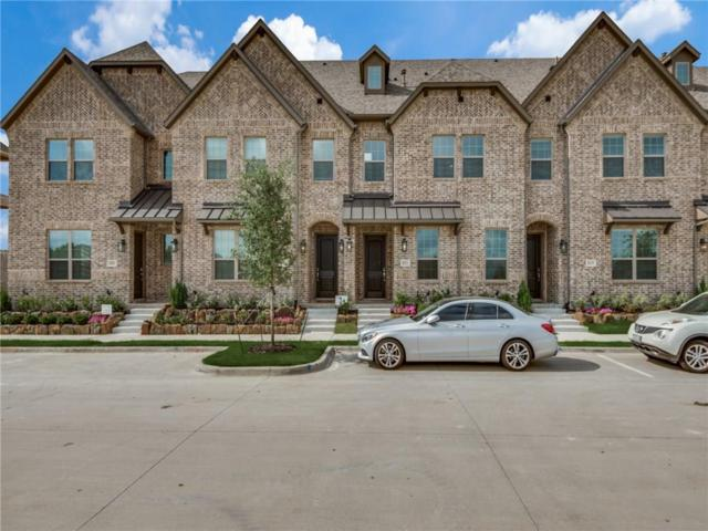 307 Ferndale Street, Lewisville, TX 75068 (MLS #14112797) :: The Hornburg Real Estate Group