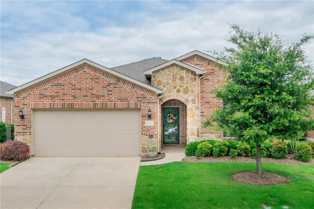 7350 Musselburgh Drive, Frisco, TX 75036 (MLS #14112803) :: The Real Estate Station