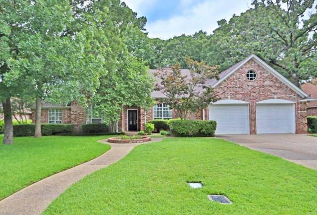3408 Pebblebrook Drive, Tyler, TX 75707 (MLS #14112854) :: The Hornburg Real Estate Group