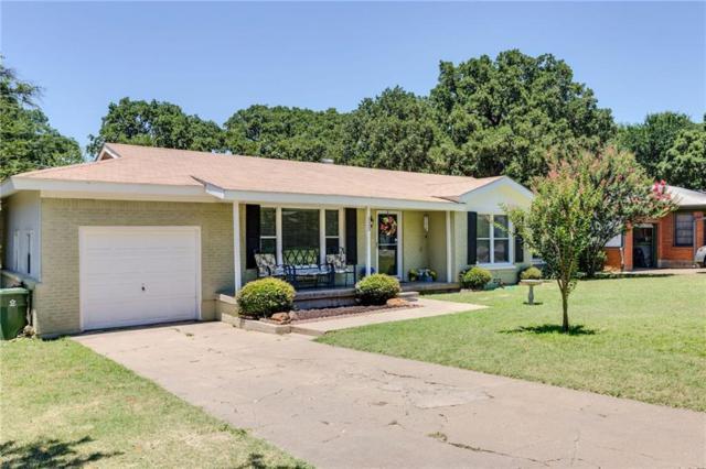 123 E Oak Drive, Hurst, TX 76053 (MLS #14112888) :: Lynn Wilson with Keller Williams DFW/Southlake