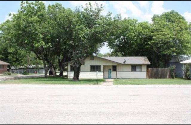 206 Sunset, Comanche, TX 76401 (MLS #14112900) :: RE/MAX Town & Country
