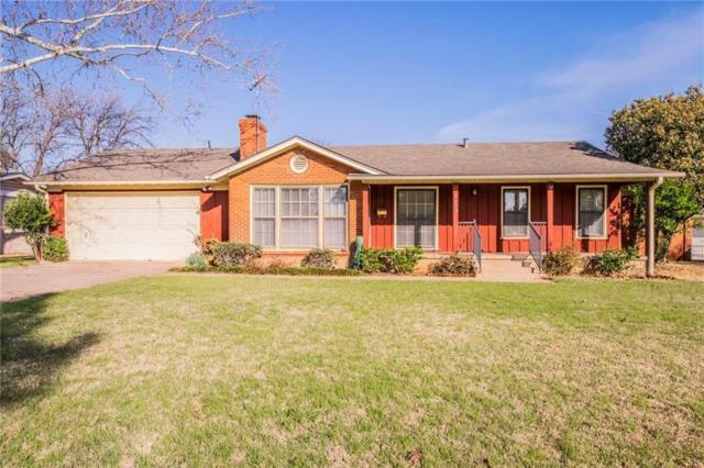 6712 Hanover Road, Fort Worth, TX 76116 (MLS #14112912) :: The Hornburg Real Estate Group