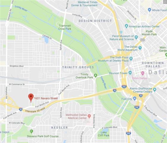 1631 Navaro Street, Dallas, TX 75208 (MLS #14112913) :: RE/MAX Town & Country