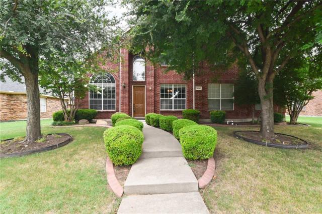 1634 Double Falls Drive, Frisco, TX 75036 (MLS #14112915) :: Baldree Home Team