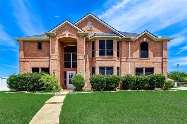 304 Emery Oak Court, Desoto, TX 75115 (MLS #14112935) :: Tenesha Lusk Realty Group