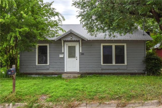 722 W Frey Street, Stephenville, TX 76401 (MLS #14112938) :: RE/MAX Town & Country