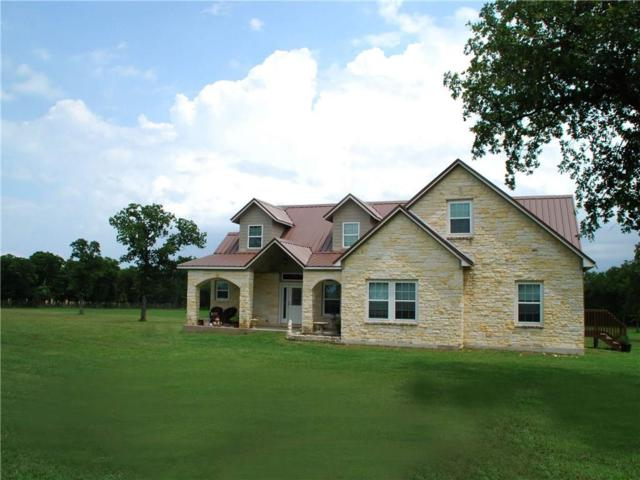 1433 Taylor Road, Weatherford, TX 76087 (MLS #14112943) :: Hargrove Realty Group