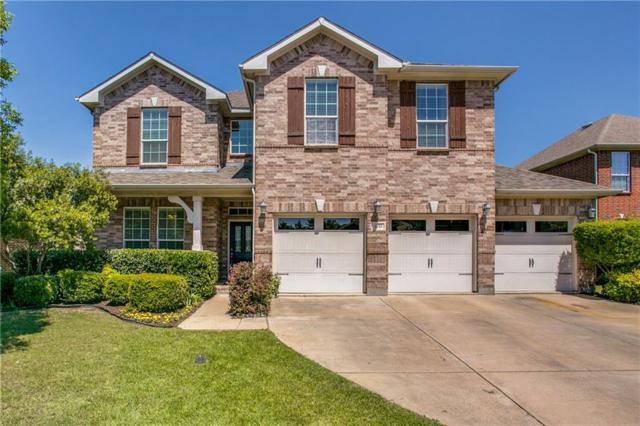 1113 Annalea Cove Drive, Lewisville, TX 75056 (MLS #14112949) :: The Heyl Group at Keller Williams
