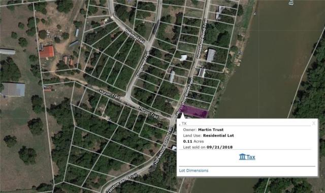 TBD 39 Horseshoe Bend Trail, Weatherford, TX 76087 (MLS #14112956) :: The Rhodes Team