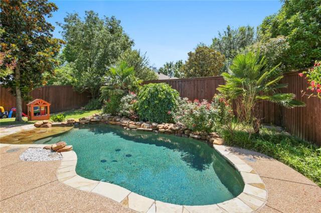5307 Timber Park Drive, Flower Mound, TX 75028 (MLS #14113016) :: Kimberly Davis & Associates