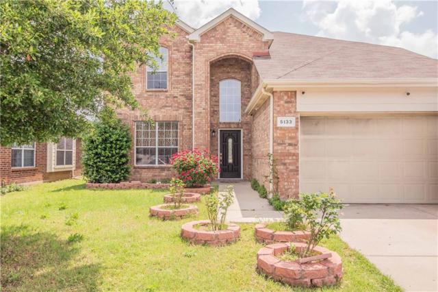 5133 Meandering Creek Court, Fort Worth, TX 76179 (MLS #14113028) :: RE/MAX Town & Country