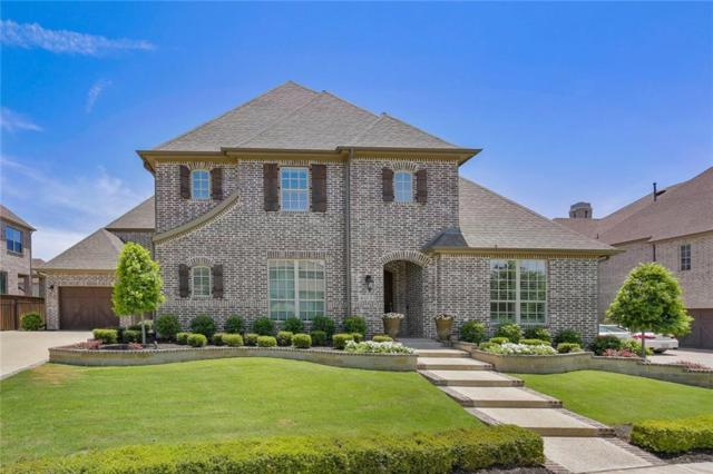 4031 Whispering Woods Lane, Frisco, TX 75033 (MLS #14113068) :: Lynn Wilson with Keller Williams DFW/Southlake