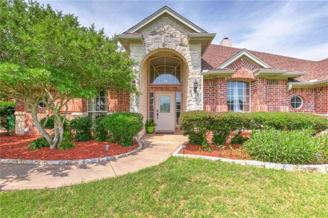 1010 Bentwater Parkway, Granbury, TX 76049 (MLS #14113105) :: All Cities Realty