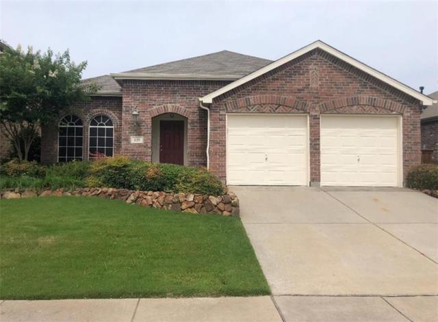 120 Birdbrook Drive, Anna, TX 75409 (MLS #14113111) :: RE/MAX Town & Country