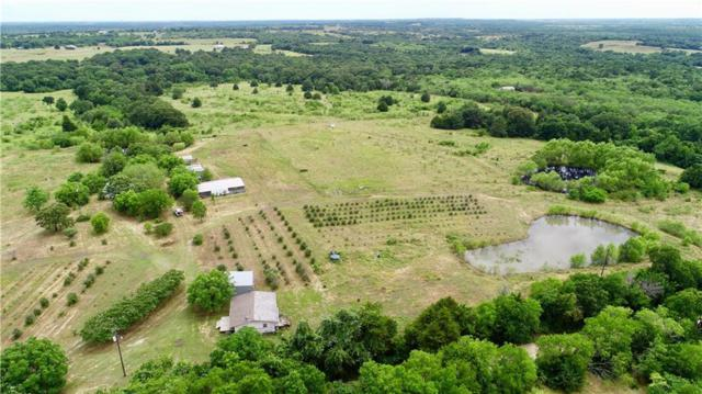 9695 County Road 2300, Wortham, TX 76693 (MLS #14113122) :: RE/MAX Town & Country