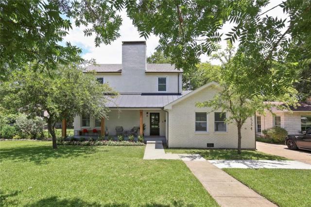 1524 Cedar Hill Avenue, Dallas, TX 75208 (MLS #14113127) :: Kimberly Davis & Associates