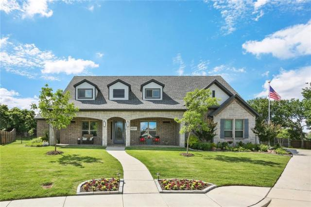 5808 Bryton Court, Colleyville, TX 76034 (MLS #14113186) :: RE/MAX Town & Country
