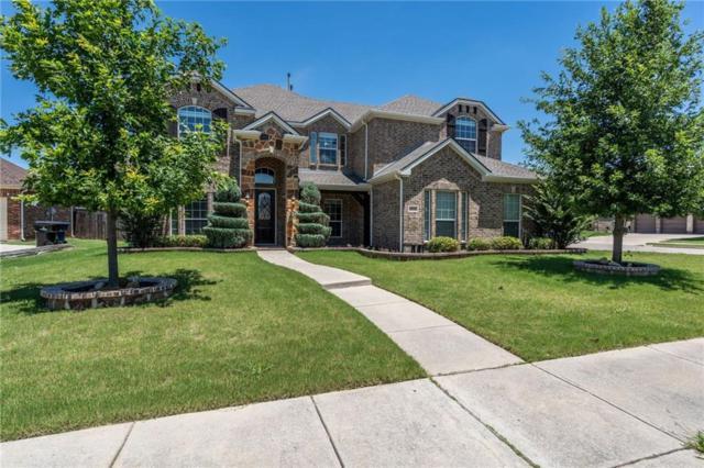 14956 Palm Desert Lane, Frisco, TX 75035 (MLS #14113229) :: Kimberly Davis & Associates