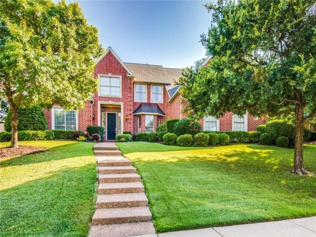 4609 Wildgrove Drive, Flower Mound, TX 75022 (MLS #14113234) :: RE/MAX Town & Country