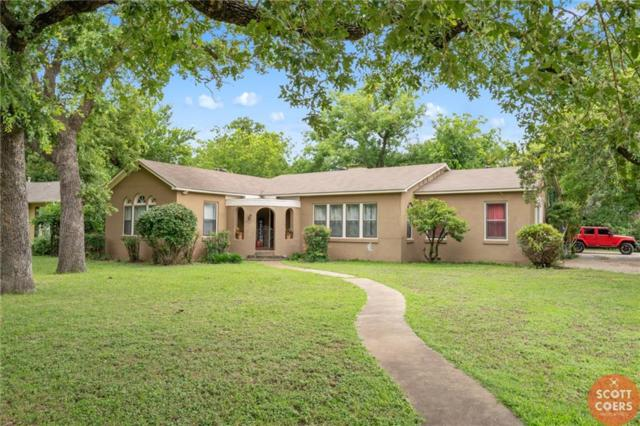 2001 Vincent Street, Brownwood, TX 76801 (MLS #14113247) :: RE/MAX Town & Country