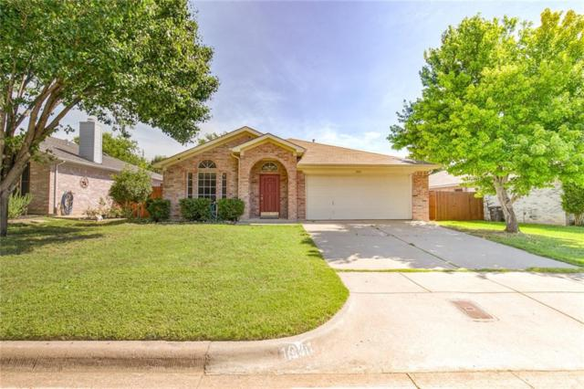 1941 Cedar Tree Drive, Fort Worth, TX 76131 (MLS #14113249) :: RE/MAX Town & Country