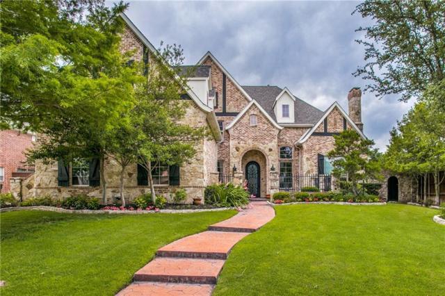 5052 Castle Creek Lane, Plano, TX 75093 (MLS #14113304) :: The Rhodes Team