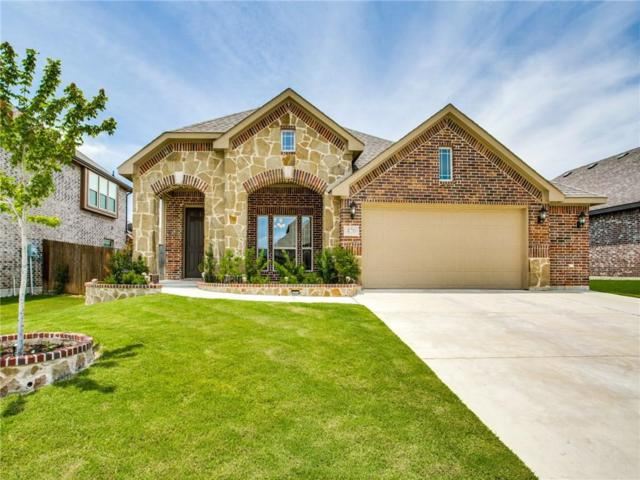 420 Ben Street, Crowley, TX 76036 (MLS #14113320) :: The Mitchell Group