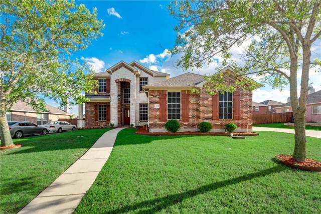 1317 Greensboro Drive, Wylie, TX 75098 (MLS #14113381) :: The Heyl Group at Keller Williams