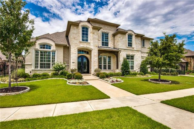 1100 Cool River Drive, Southlake, TX 76092 (MLS #14113411) :: The Heyl Group at Keller Williams