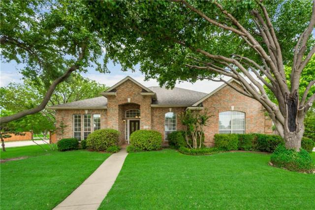 7313 Silverthorn Drive, Rowlett, TX 75089 (MLS #14113414) :: The Heyl Group at Keller Williams