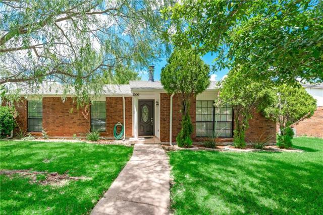 1009 Longhorn Drive, Plano, TX 75023 (MLS #14113435) :: The Good Home Team