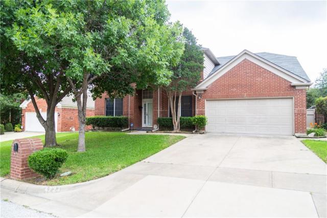 4723 Aramis Drive, Arlington, TX 76016 (MLS #14113483) :: Vibrant Real Estate
