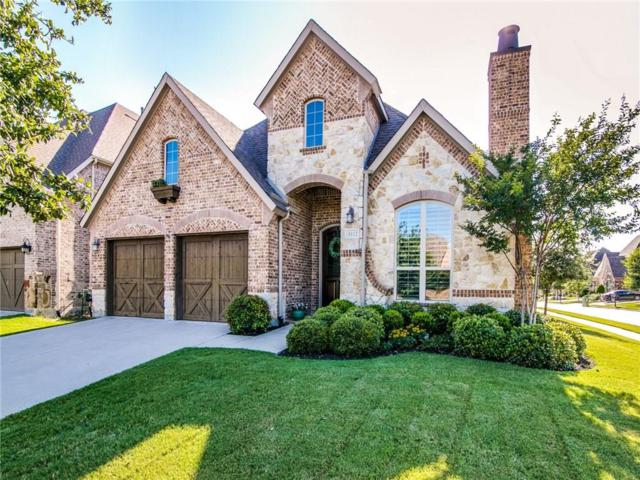 8112 Strathmill Drive, The Colony, TX 75056 (MLS #14113525) :: The Heyl Group at Keller Williams