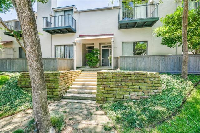 5990 Lindenshire Lane #120, Dallas, TX 75230 (MLS #14113538) :: The Real Estate Station