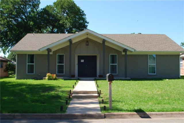 811 Starlight Drive, Sherman, TX 75090 (MLS #14113566) :: The Heyl Group at Keller Williams