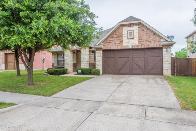 409 Serenade Lane, Euless, TX 76039 (MLS #14113584) :: Baldree Home Team