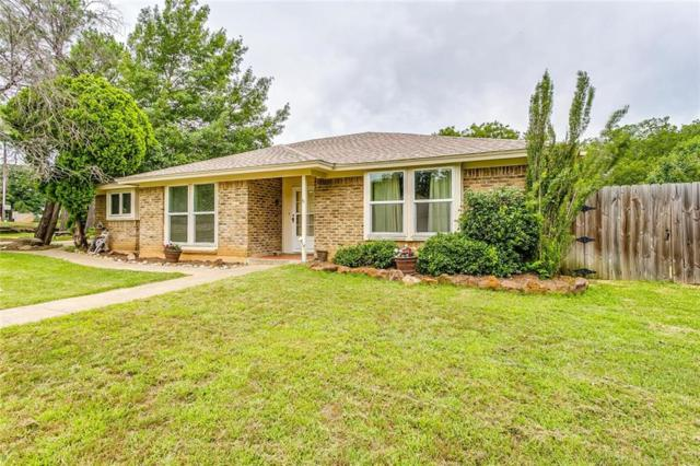 101 Rosamond Street, Burleson, TX 76028 (MLS #14113624) :: Vibrant Real Estate