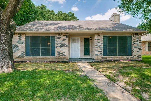 9227 Pinehaven Drive, Dallas, TX 75227 (MLS #14113628) :: The Sarah Padgett Team