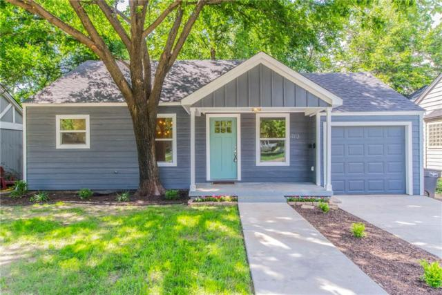4113 Alamo Avenue, Fort Worth, TX 76107 (MLS #14113648) :: The Mitchell Group