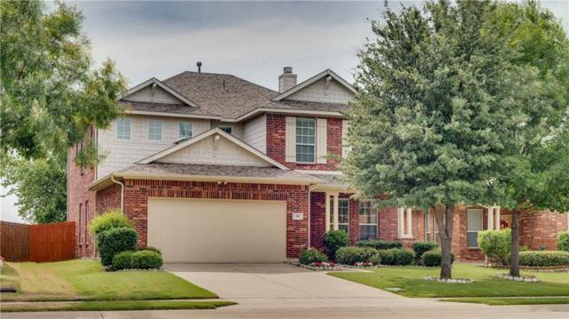 756 Marina Vista Drive, Lewisville, TX 75056 (MLS #14113663) :: The Heyl Group at Keller Williams