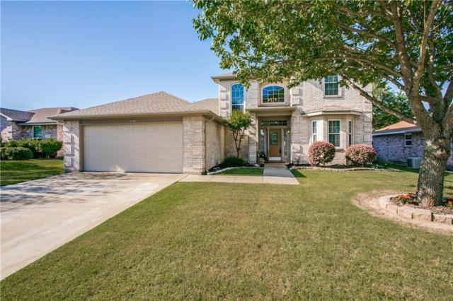 222 Lake Wichita Drive, Wylie, TX 75098 (MLS #14113677) :: Vibrant Real Estate